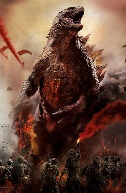 Godzilla (2014 映画) 美幌音楽人 加藤雅夫