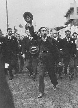 昭和天皇、日本全国巡幸開始 (1946年 2月19日) - 美幌音楽人 加藤雅夫
