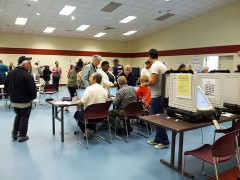 Early_voting_at_Bauer_Drive_Community_Recreation_Center.jpg