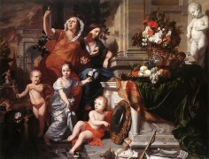 787px-1668_Grard_de_Lairesse_-_Allegory_of_the_Five_Senses.jpg