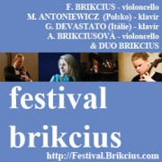 http://www.Brikcius.com - Festival Brikcius - cyklus koncertů komorní hudby v Domě U Kamenného zvonu / the chamber music concert series at the Stone Bell House - jaro & podzim 2013 / spring & autumn 2013