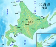 450px-Hokkaidomap-jp.png